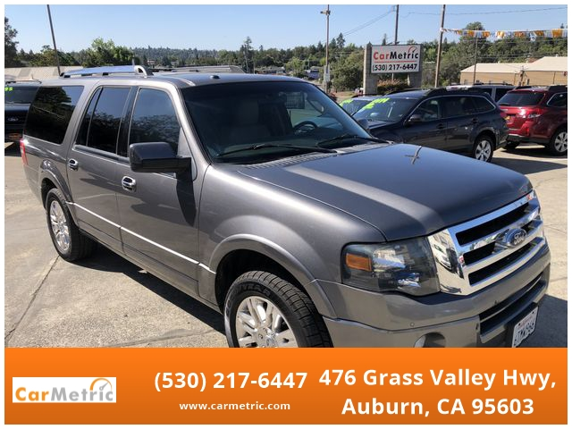 Ford Expedition EL 2012 price $14,895