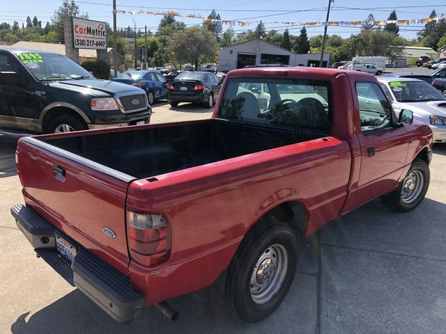 Ford Ranger Regular Cab 2002 price $5,295