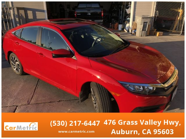Honda Civic 2016 price $14,995