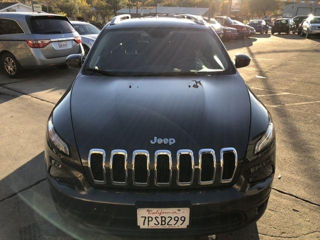 Jeep Cherokee 2016 price $15,495
