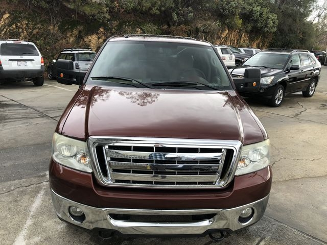 Ford F150 SuperCrew Cab 2007 price $9,895