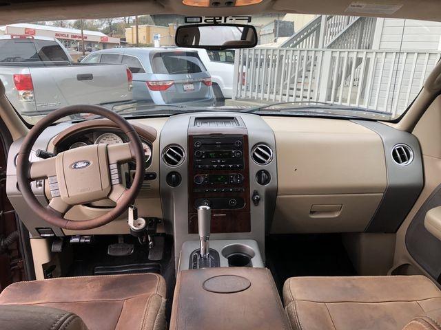Ford F150 SuperCrew Cab 2007 price $9,895