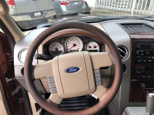 Ford F150 SuperCrew Cab 2007 price $10,495