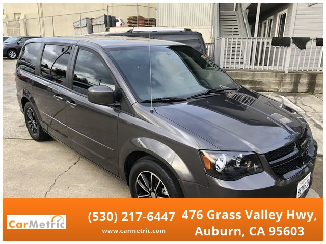 Dodge Grand Caravan Passenger 2017 price $13,995