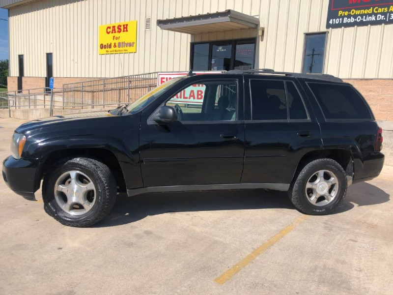 Chevrolet TrailBlazer 2008 price $7,999