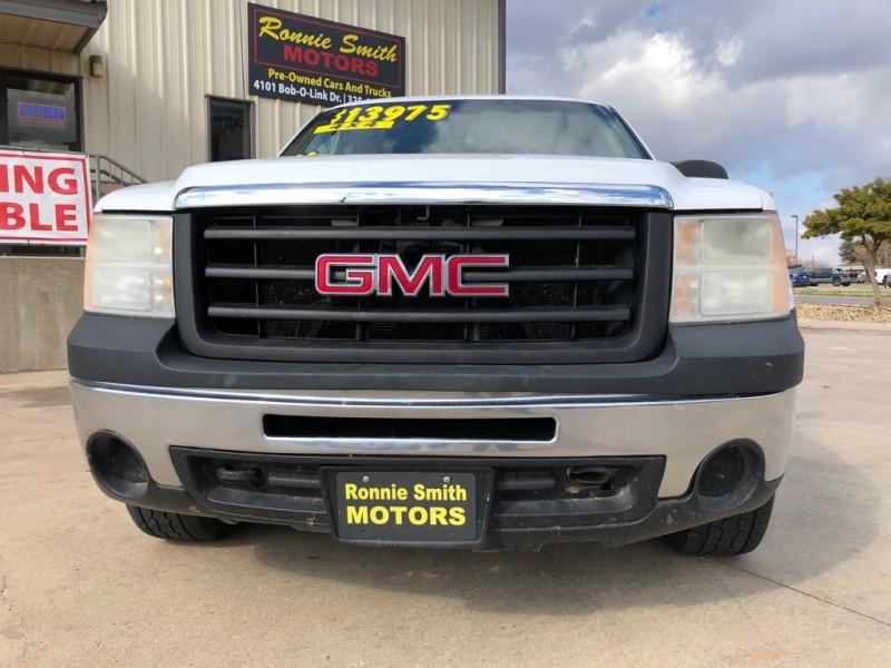 GMC Sierra 1500 2011 price $13,975