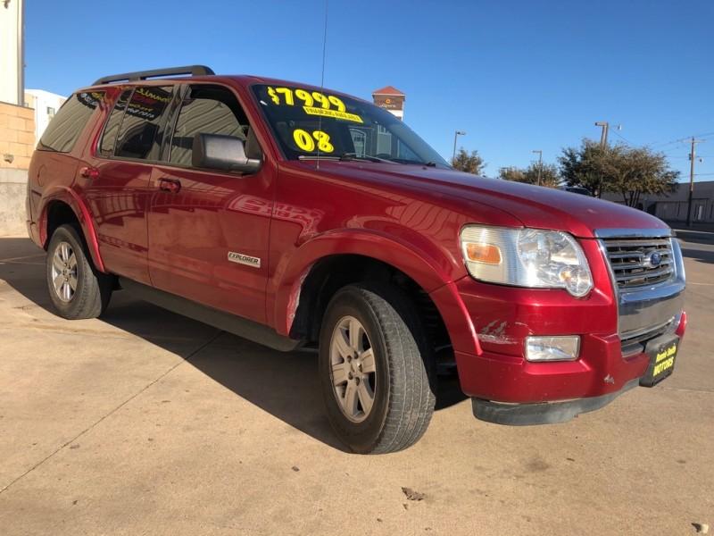 Ford Explorer 2008 price $7,899