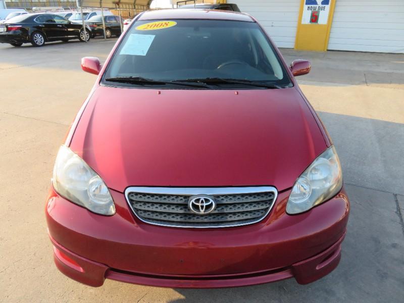 Toyota Corolla 2008 price $3,888