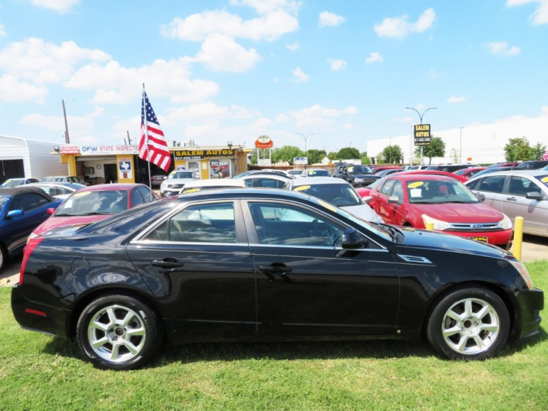 Cadillac CTS 2009 price $7,777