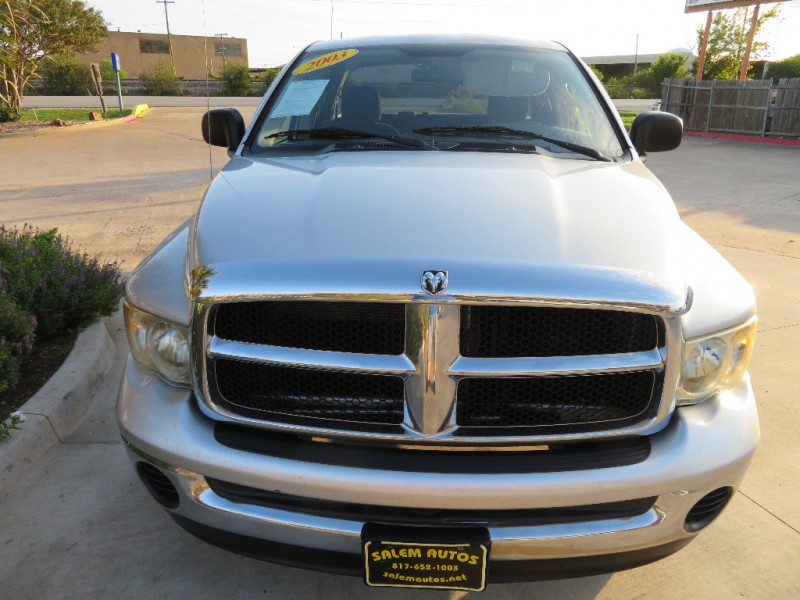 Dodge Ram 1500 2003 price $4,000