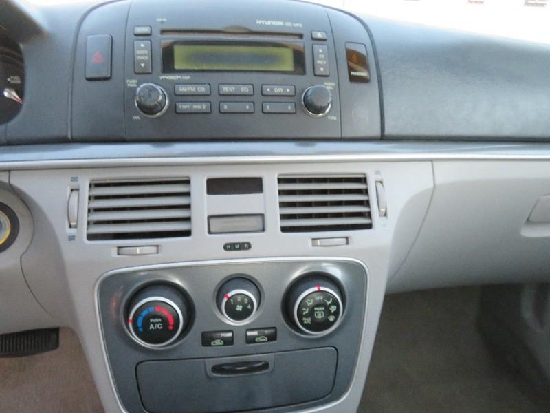 Hyundai Sonata 2006 price $4,498
