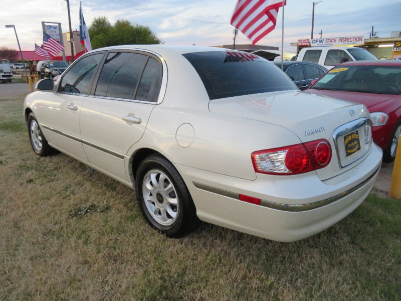 Kia Amanti 2004 price $4,500