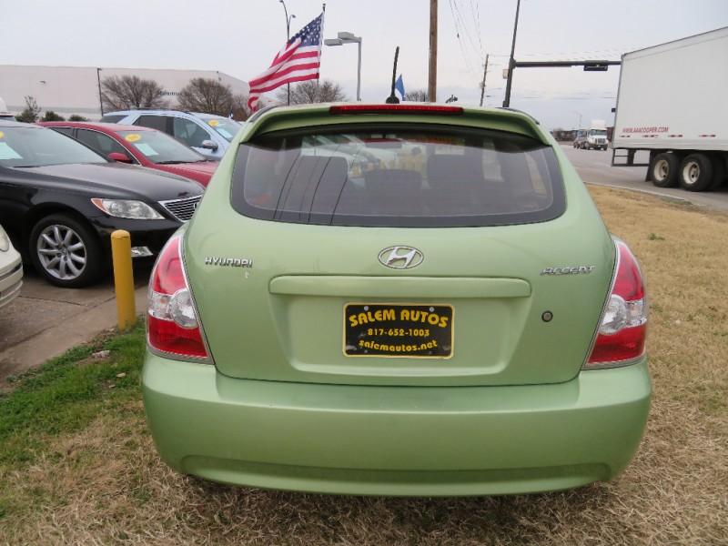 Hyundai Accent 2009 price $3,500