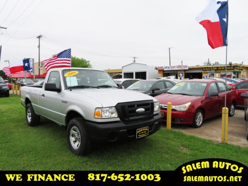 Ford Ranger 2008 price $6,498