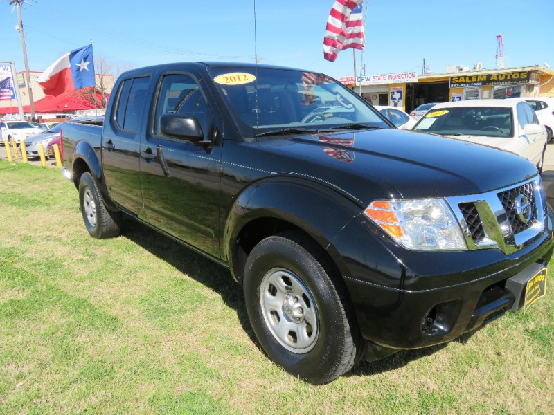 Nissan Frontier 2012 price $10,888