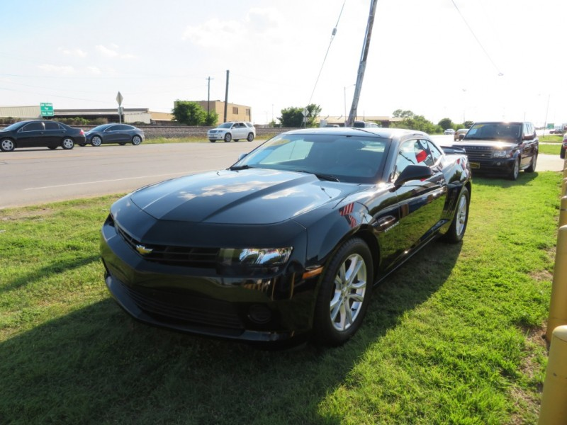 Chevrolet Camaro 2015 price $9,999