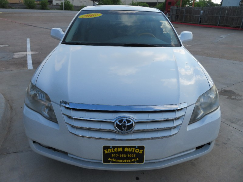 Toyota Avalon 2007 price $5,989