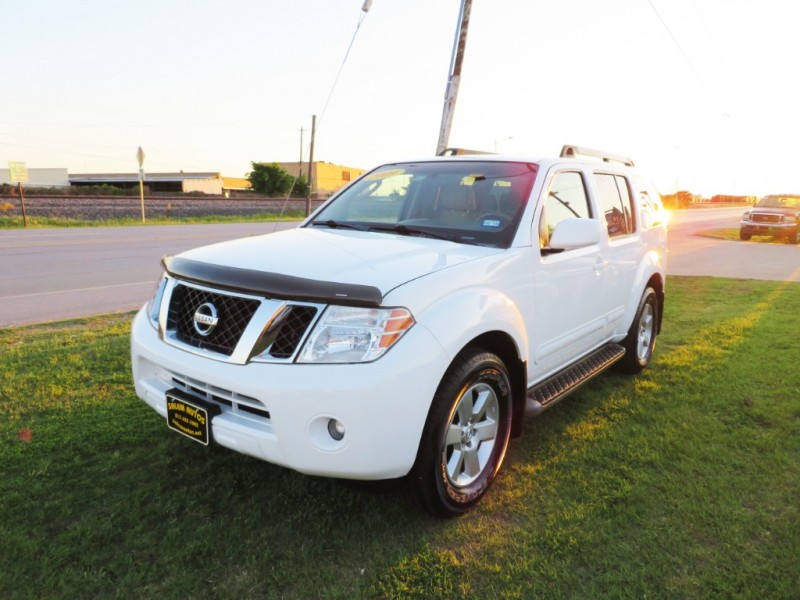 Nissan Pathfinder 2009 price $8,544