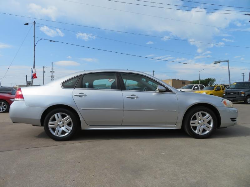 Chevrolet Impala 2012 price $4,988