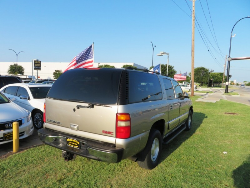 GMC Yukon XL 2003 price $4,998