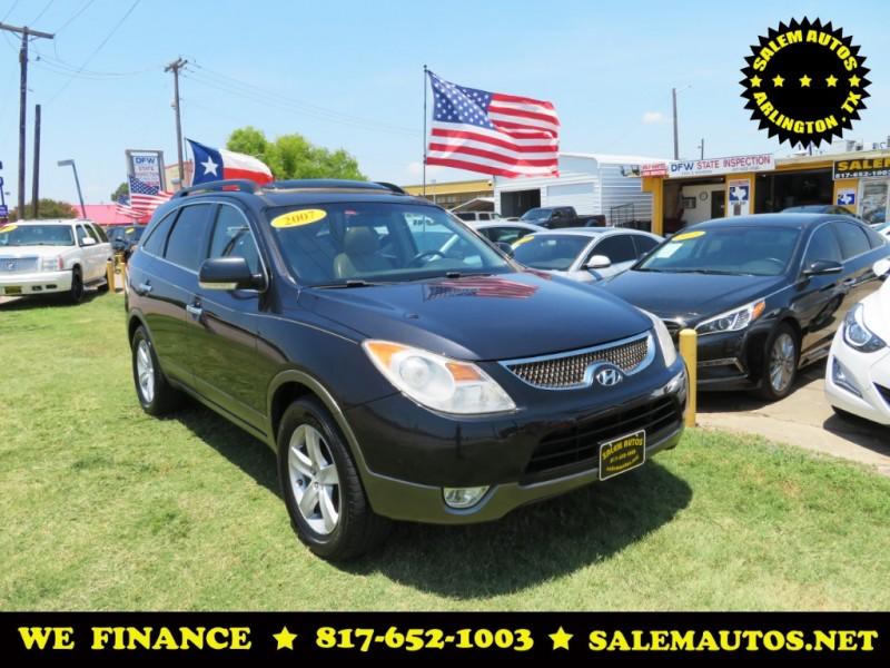 Hyundai Veracruz 2007 price $5,988