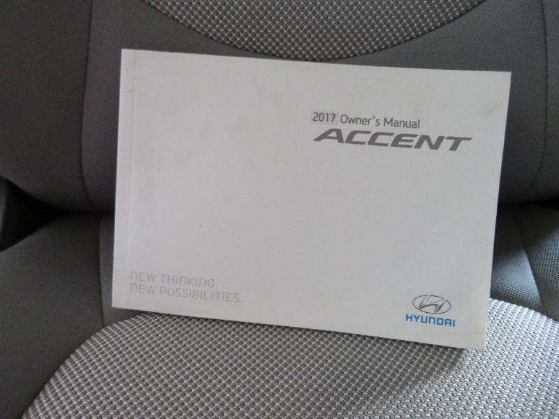 Hyundai Accent 2017 price $7,988