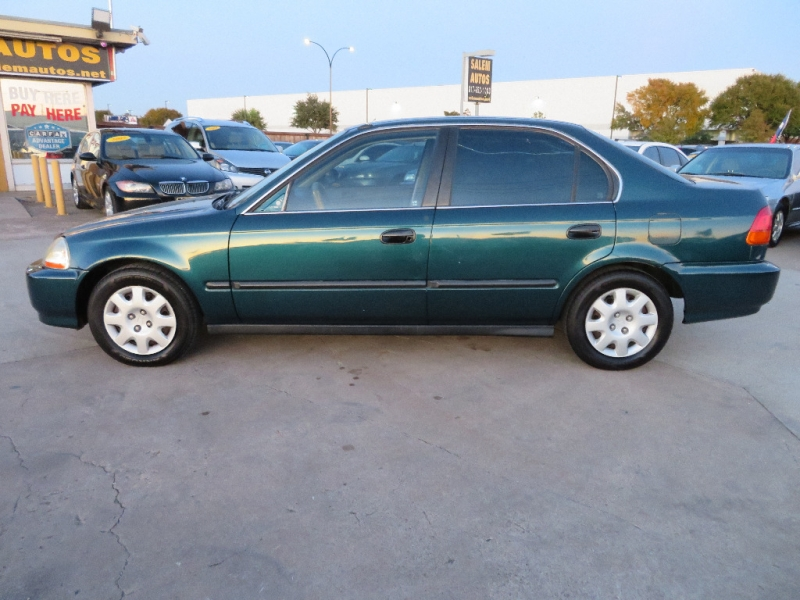 Honda Civic 1998 price $3,000