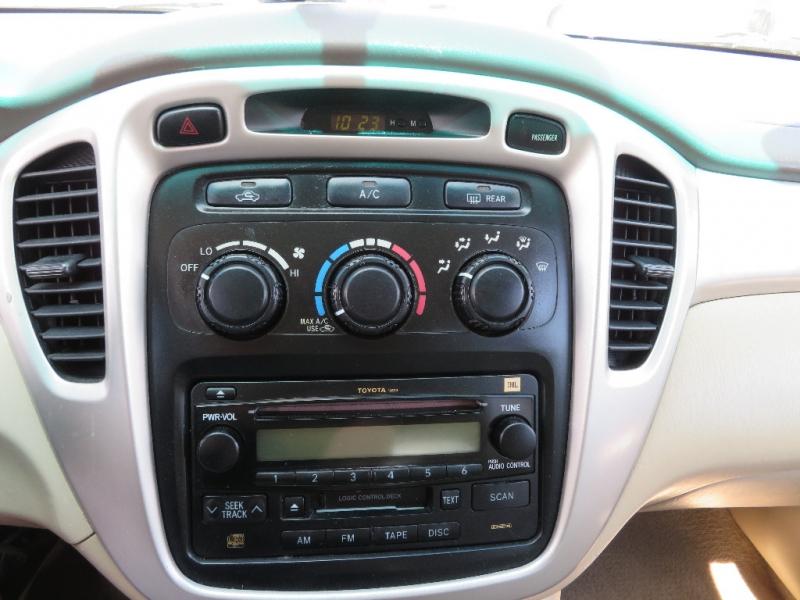Toyota Highlander 2005 price $4,988