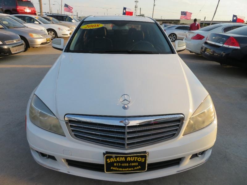 Mercedes-Benz C-Class 2008 price $5,988