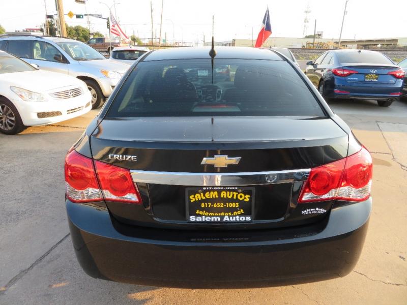 Chevrolet Cruze 2012 price $6,988