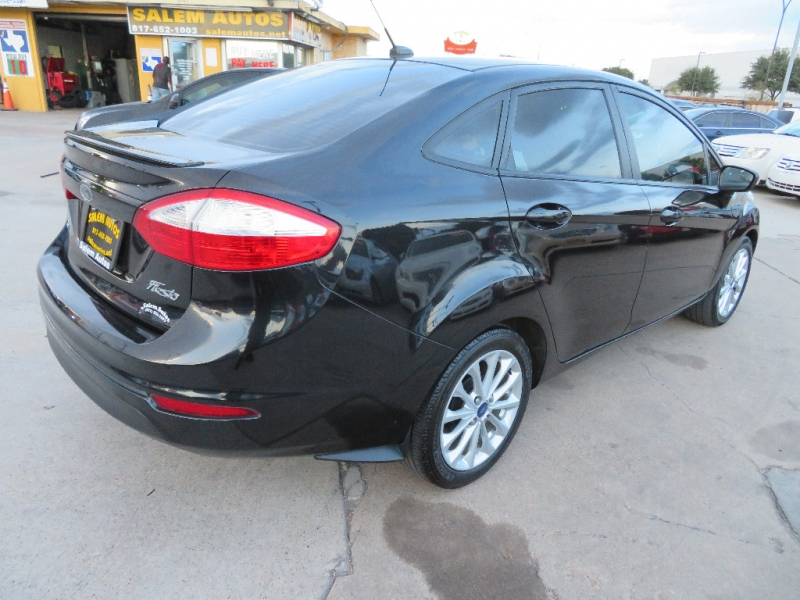 Ford Fiesta 2014 price $6,988