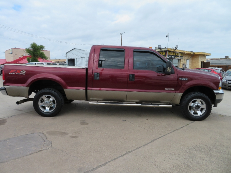 Ford Super Duty F-250 2004 price $7,988