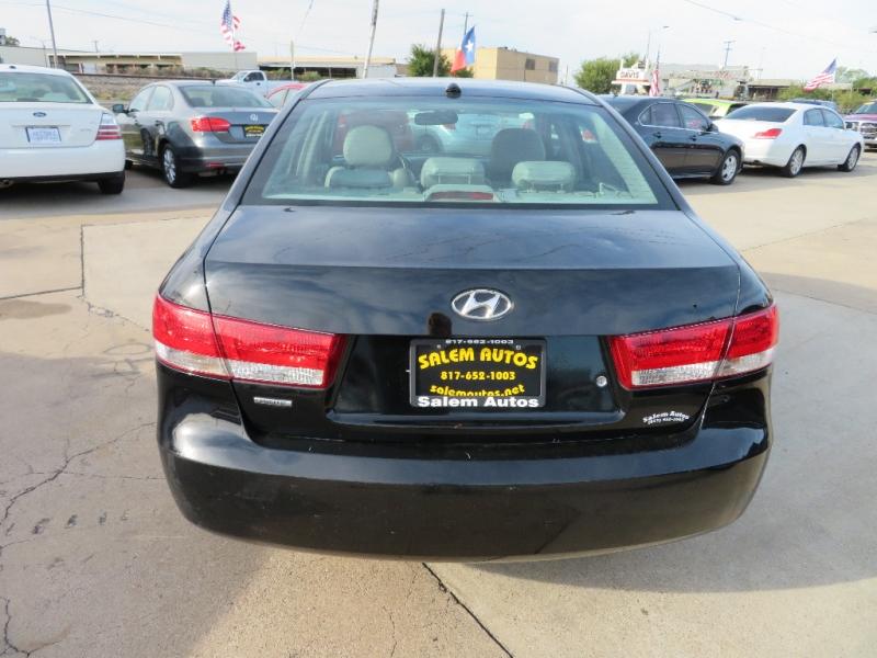 Hyundai Sonata 2008 price $4,995