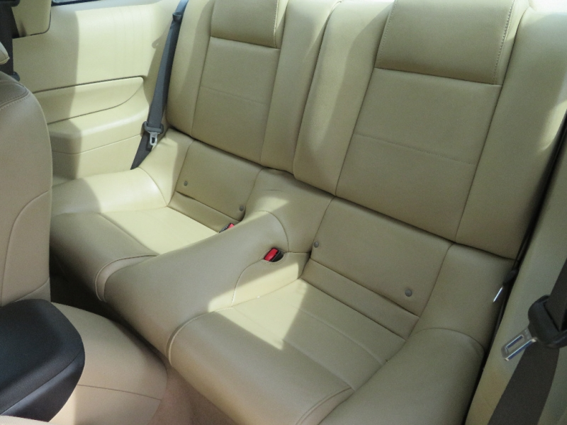 Ford Mustang 2007 price $5,595