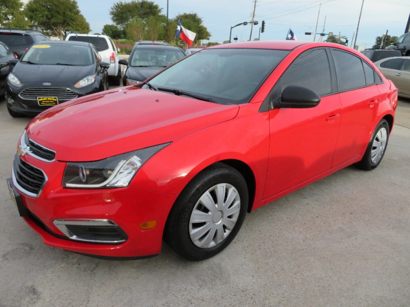 Chevrolet Cruze Limited 2016 price $7,995
