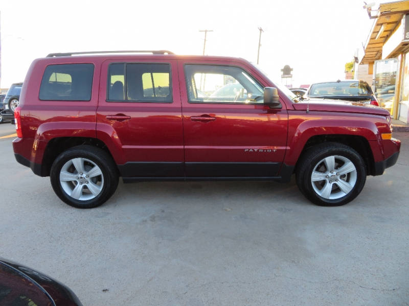 Jeep Patriot 2017 price $11,995