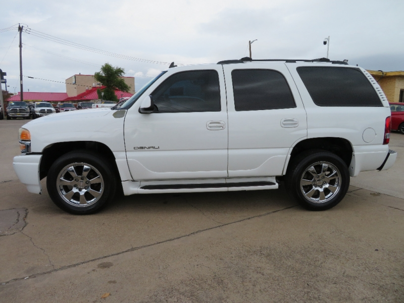 GMC Yukon 2006 price $6,988