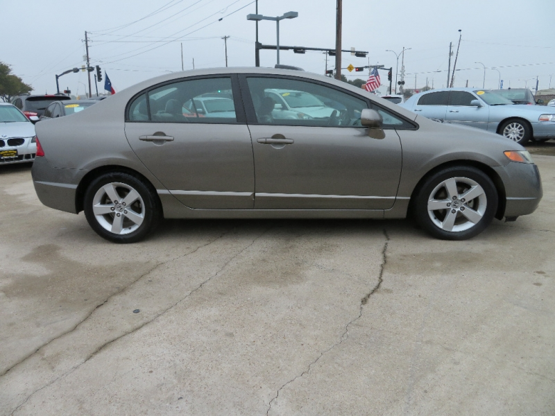 Honda Civic Sedan 2007 price $5,995