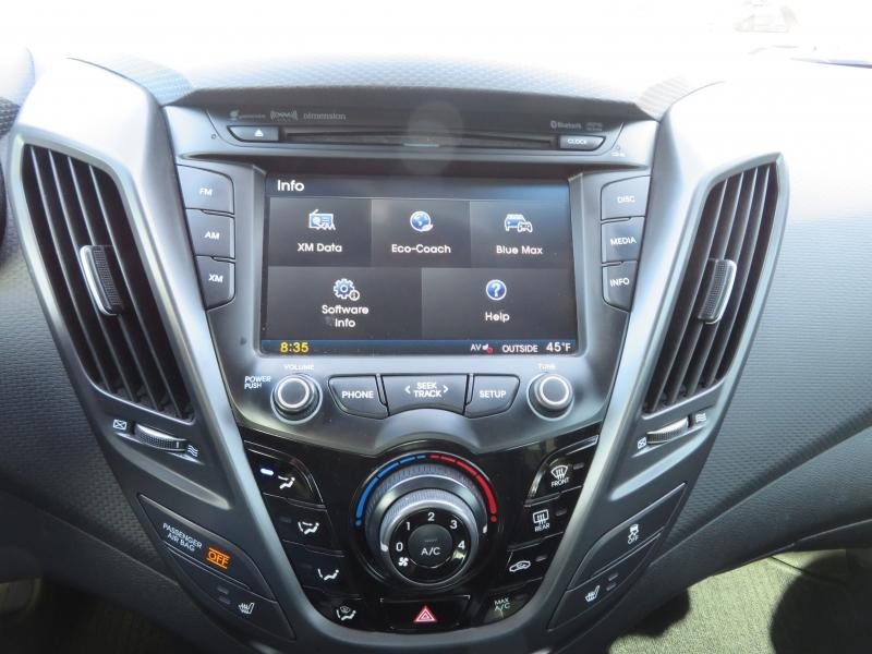 Hyundai Veloster 2013 price $6,988