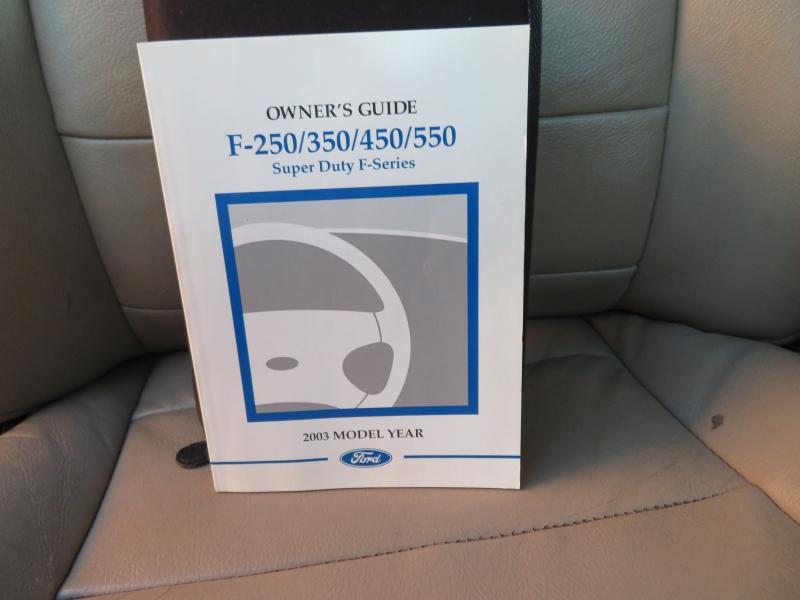 Ford Super Duty F-250 2003 price $6,995