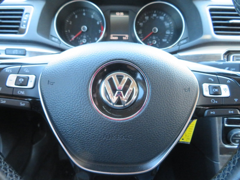 Volkswagen Passat 2016 price $11,995