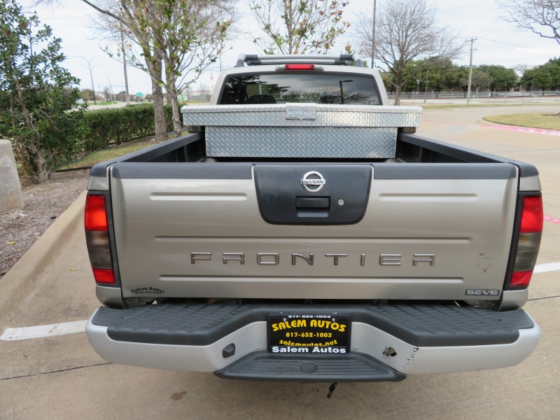 Nissan Frontier 2003 price $6,995