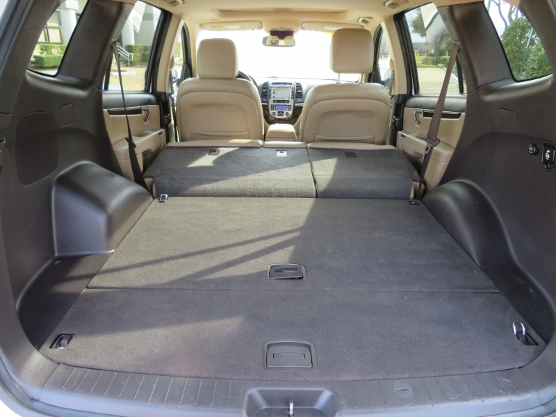 Hyundai Santa Fe 2010 price $5,988