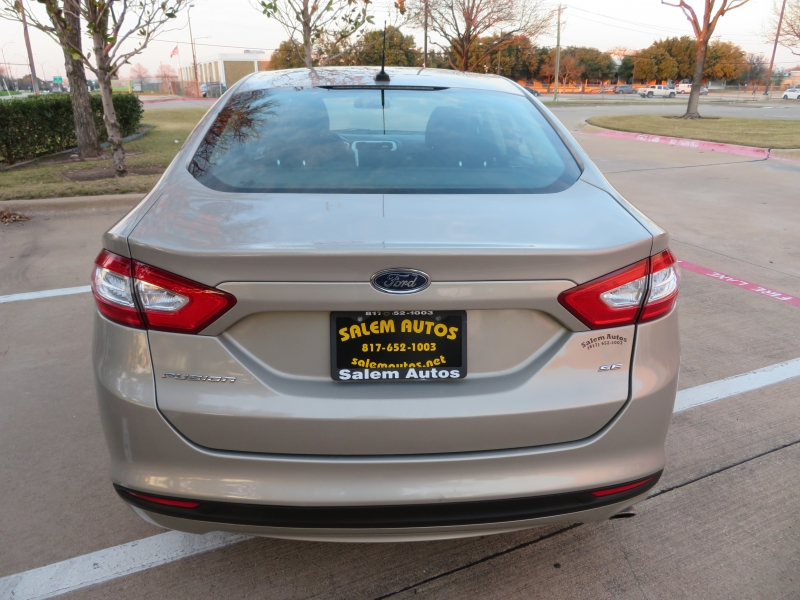 Ford Fusion 2015 price $8,988