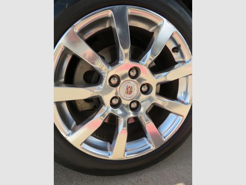 Cadillac CTS 2009 price $6,988