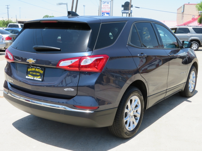 Chevrolet Equinox 2018 price $15,595