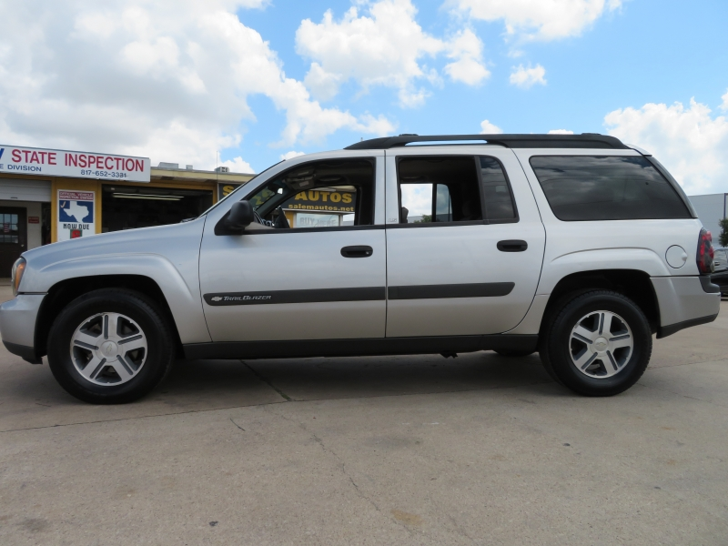 Chevrolet TrailBlazer 2004 price $3,995
