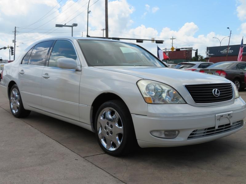 Lexus LS 430 2003 price $4,995