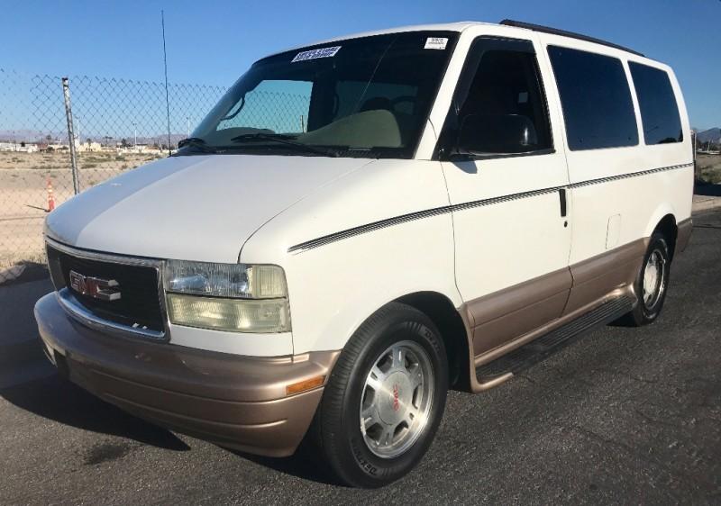 2003 Gmc Safari Passenger Ext 111 Quot Wb Rwd Inventory La