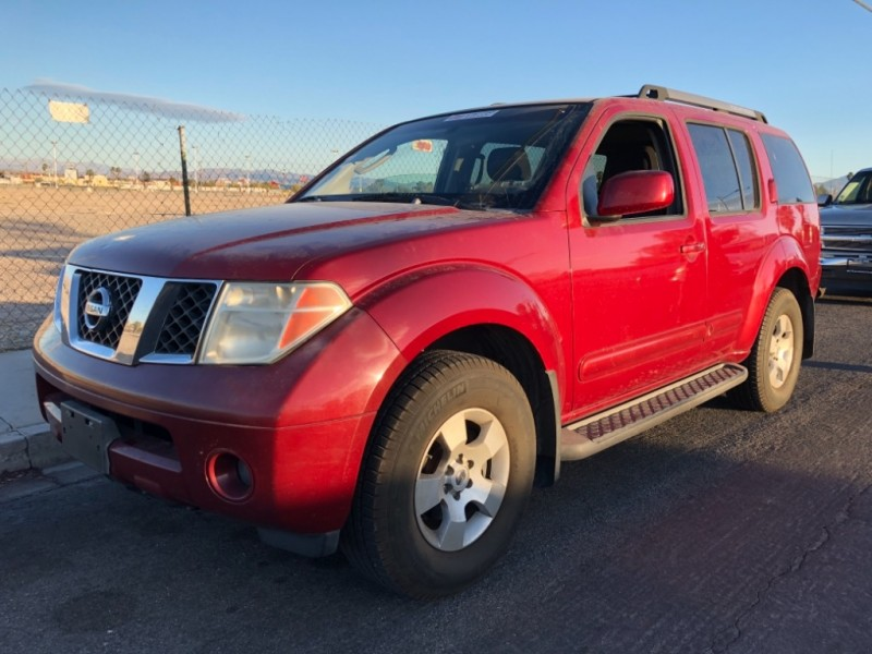 2007 Nissan Pathfinder LE* 3RD ROW SEAT* ALL NEW MECHANICAL ...